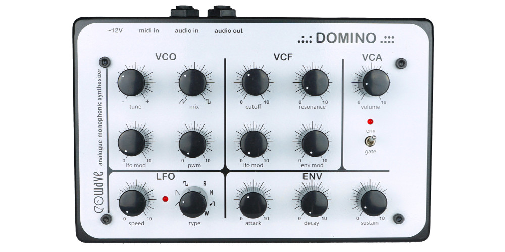 Domino Synthesizer